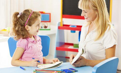 Детский психолог поможет вам лучше понять своего ребенка