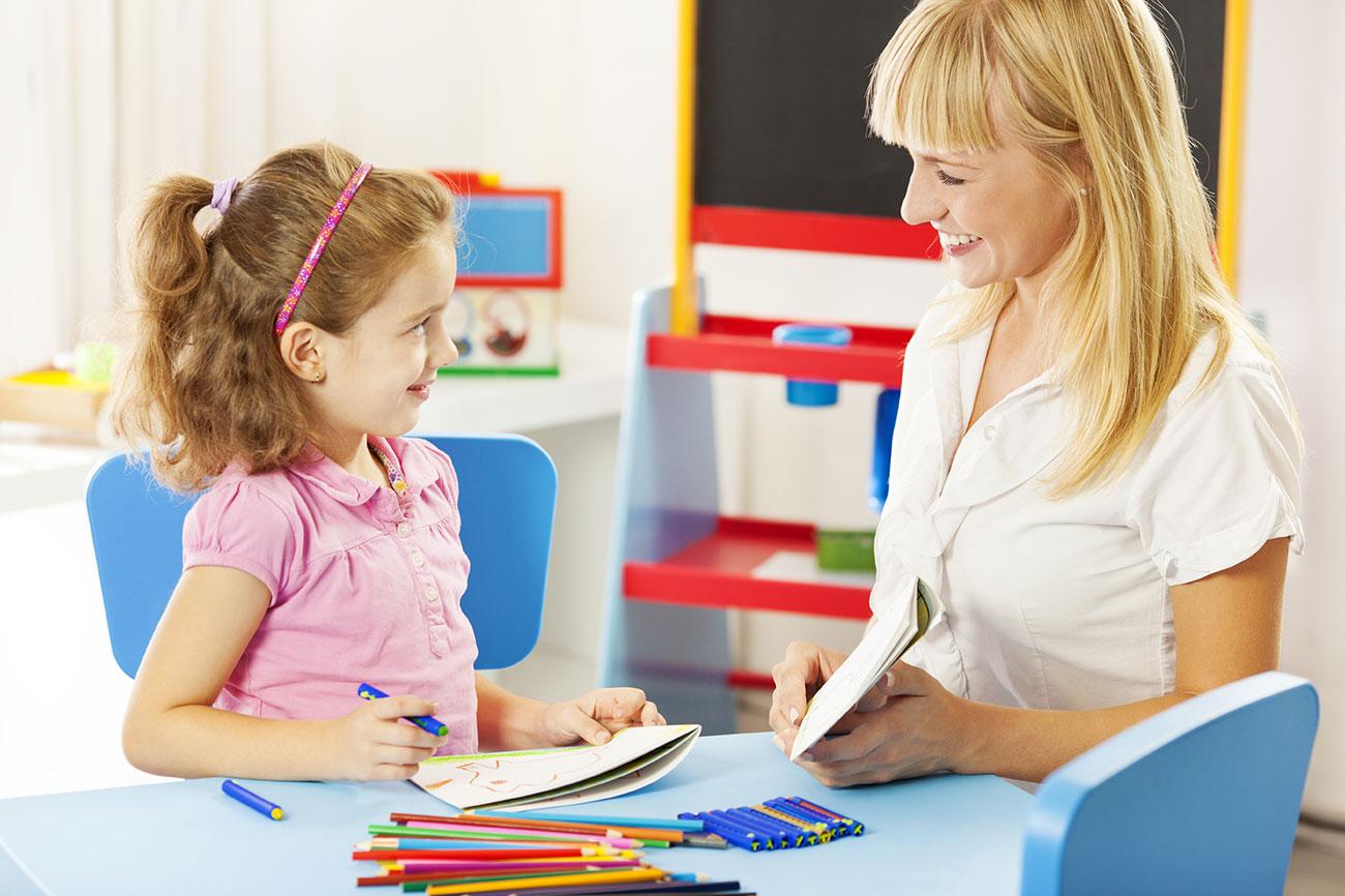 Детский психолог
