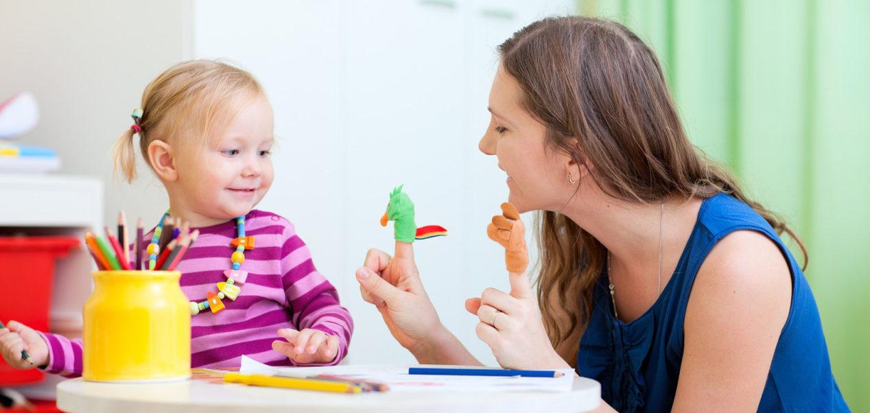 Как научить ребенка говорить?